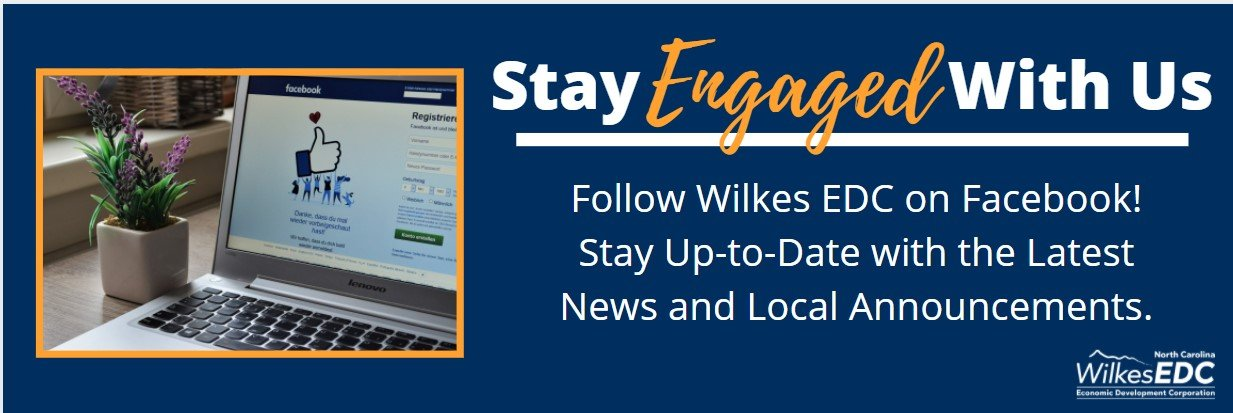 Stay Engaged with Wilkes EDC